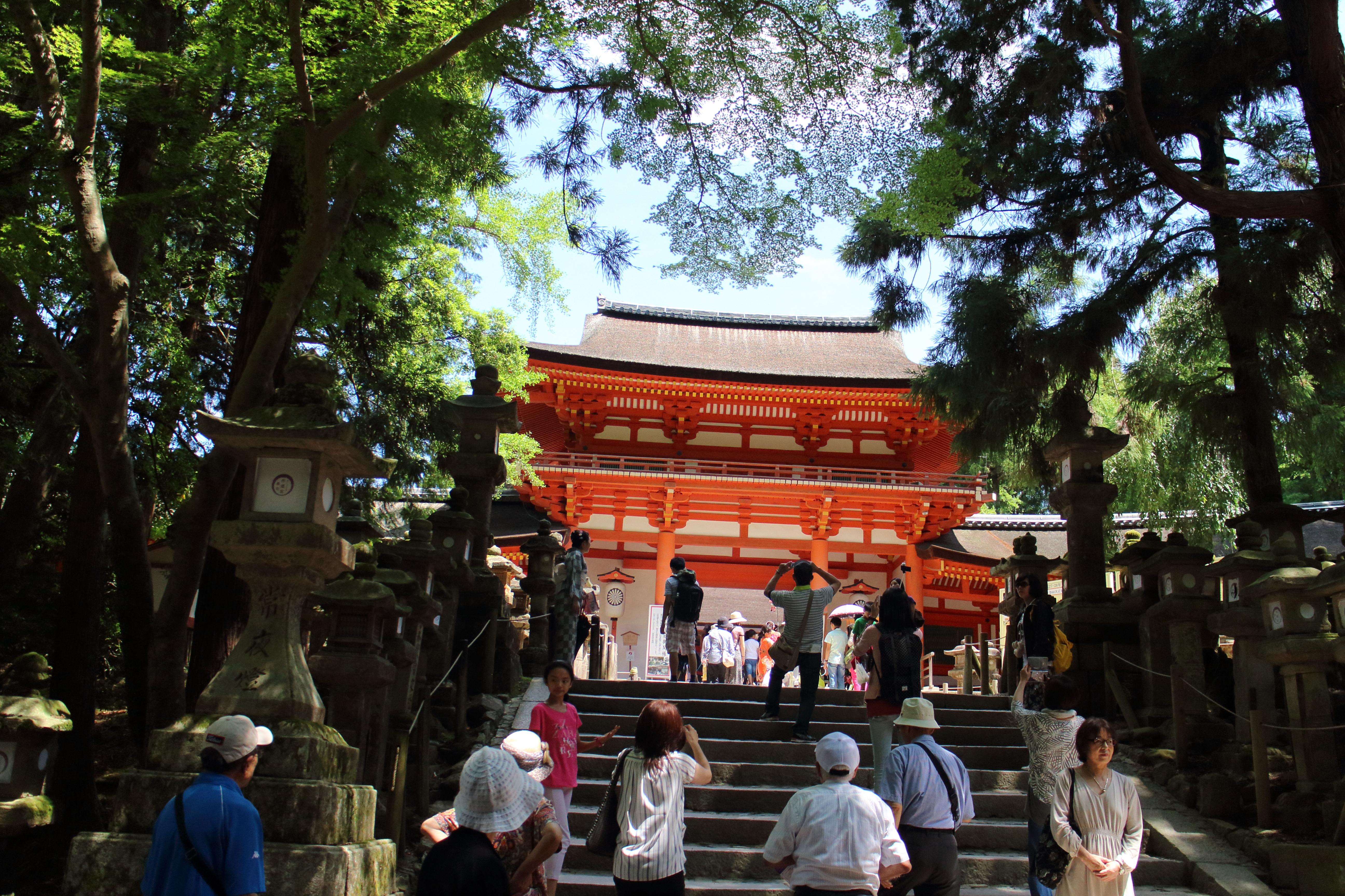 充実の奈良旅行!のんびり大人の休日的。