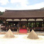 京都最古の神社 上賀茂神社