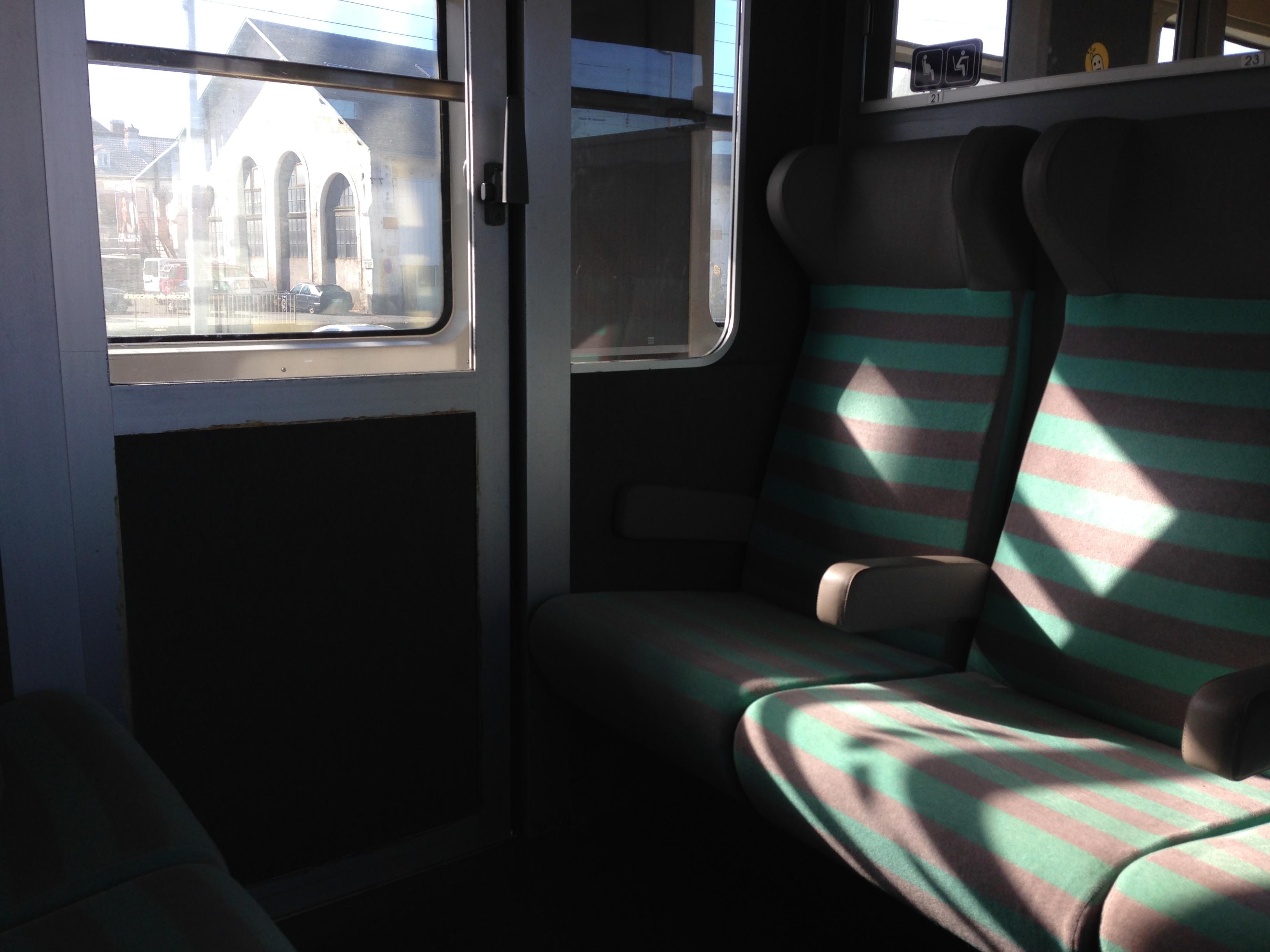 南仏旅で鉄道トラブルに遭遇した件。