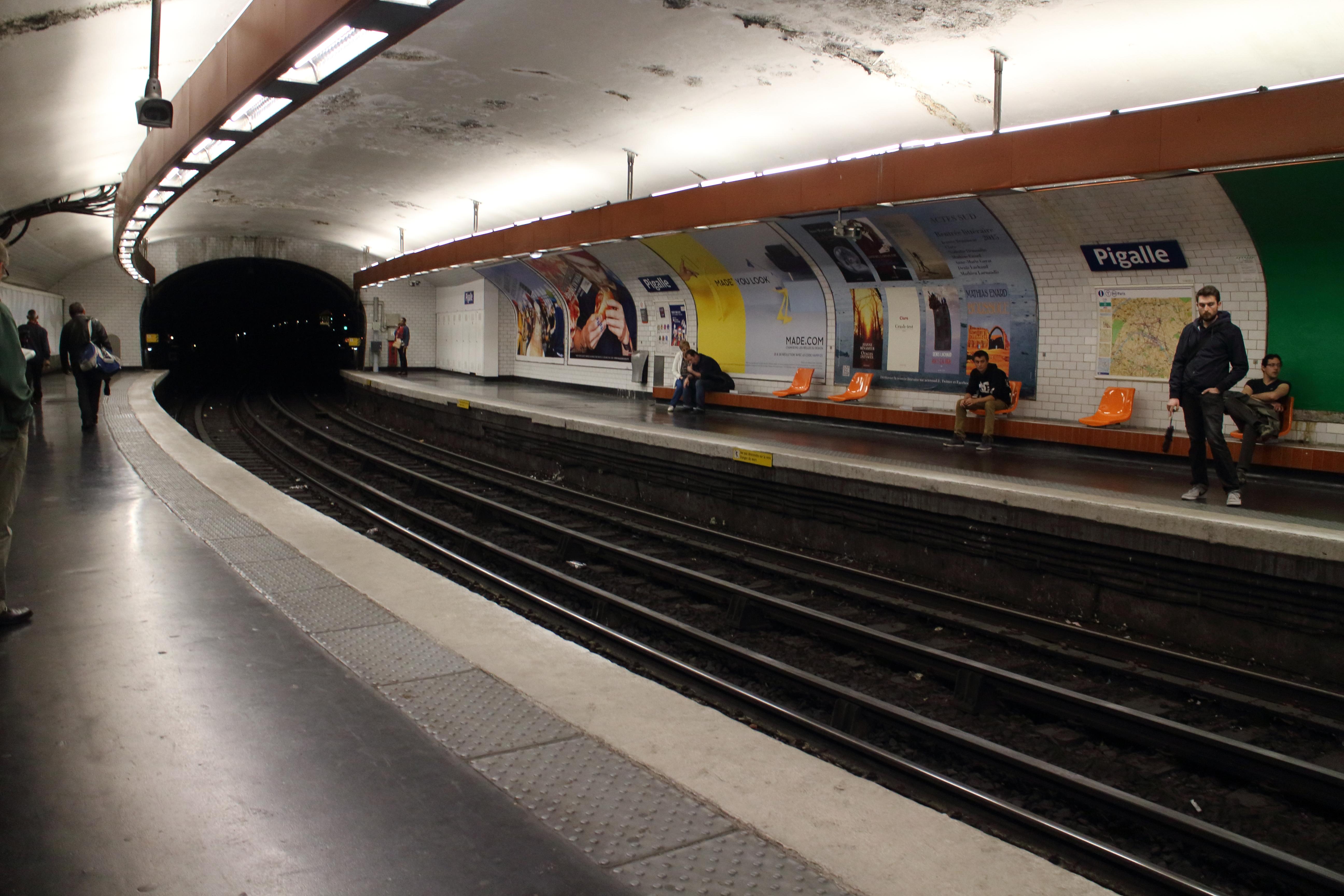 パリではメトロを活用しよう