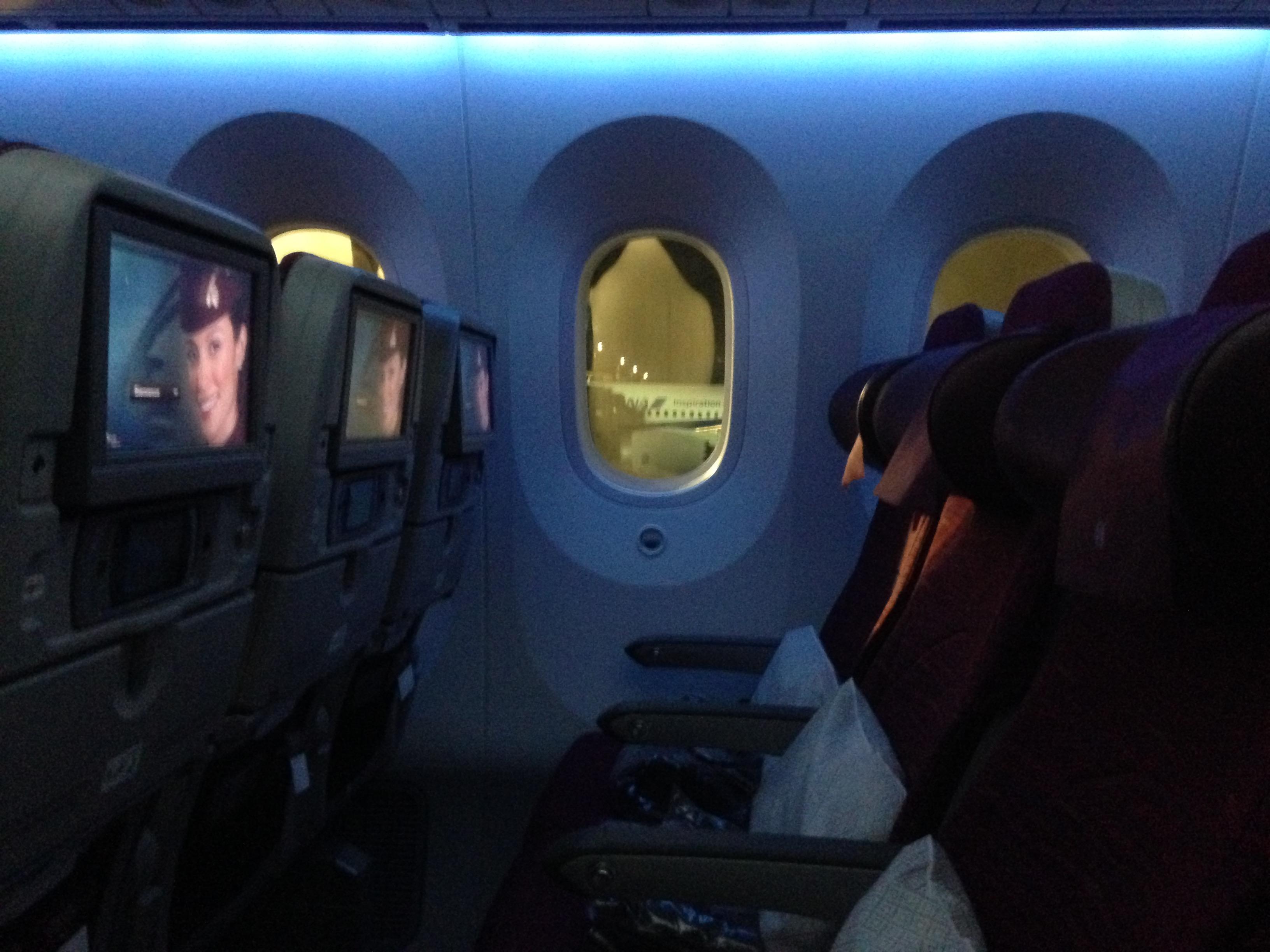 空の五つ星!カタール航空でベジ食オーダー