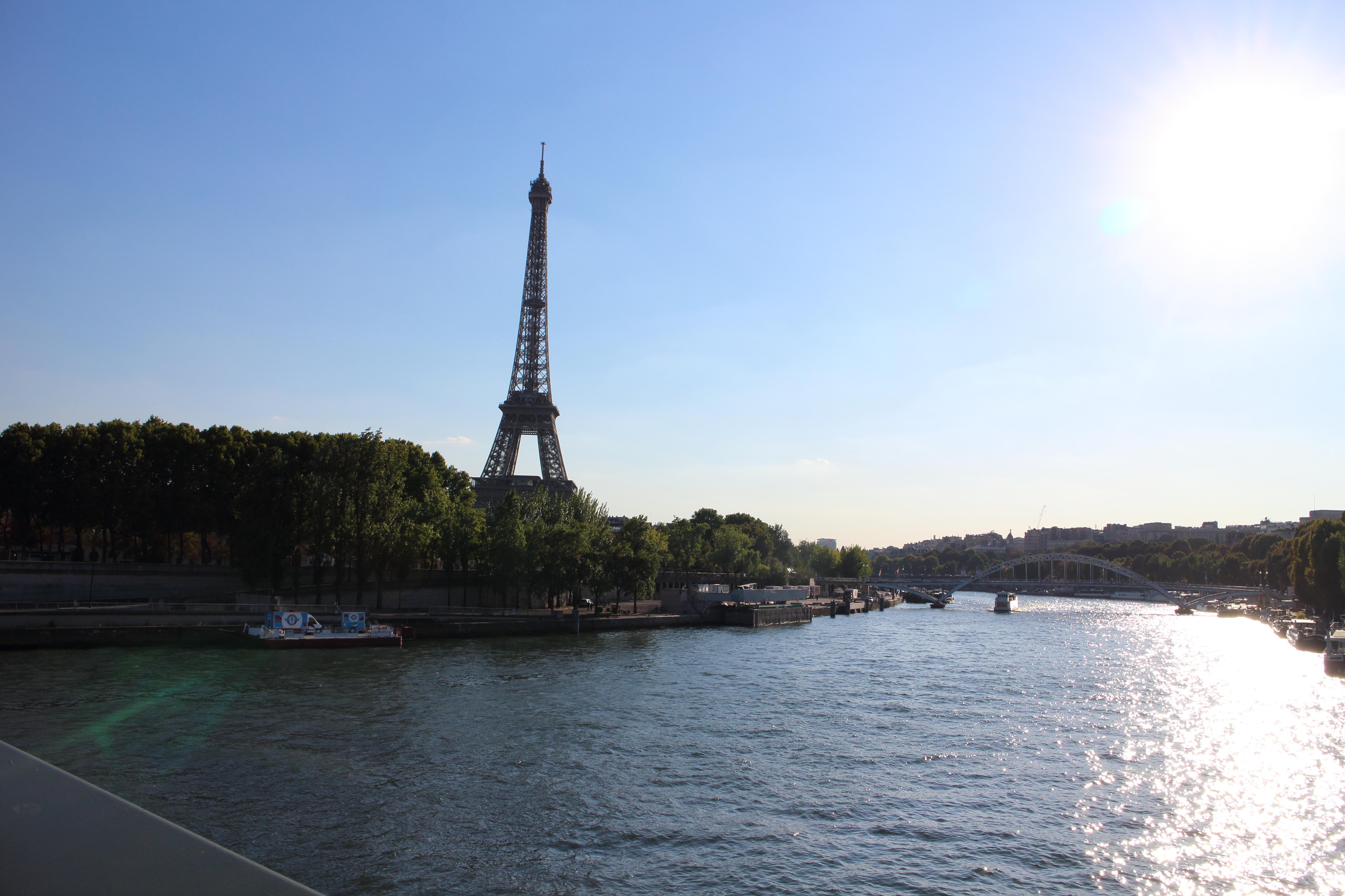 滞在時間6時間!弾丸すぎるパリ観光