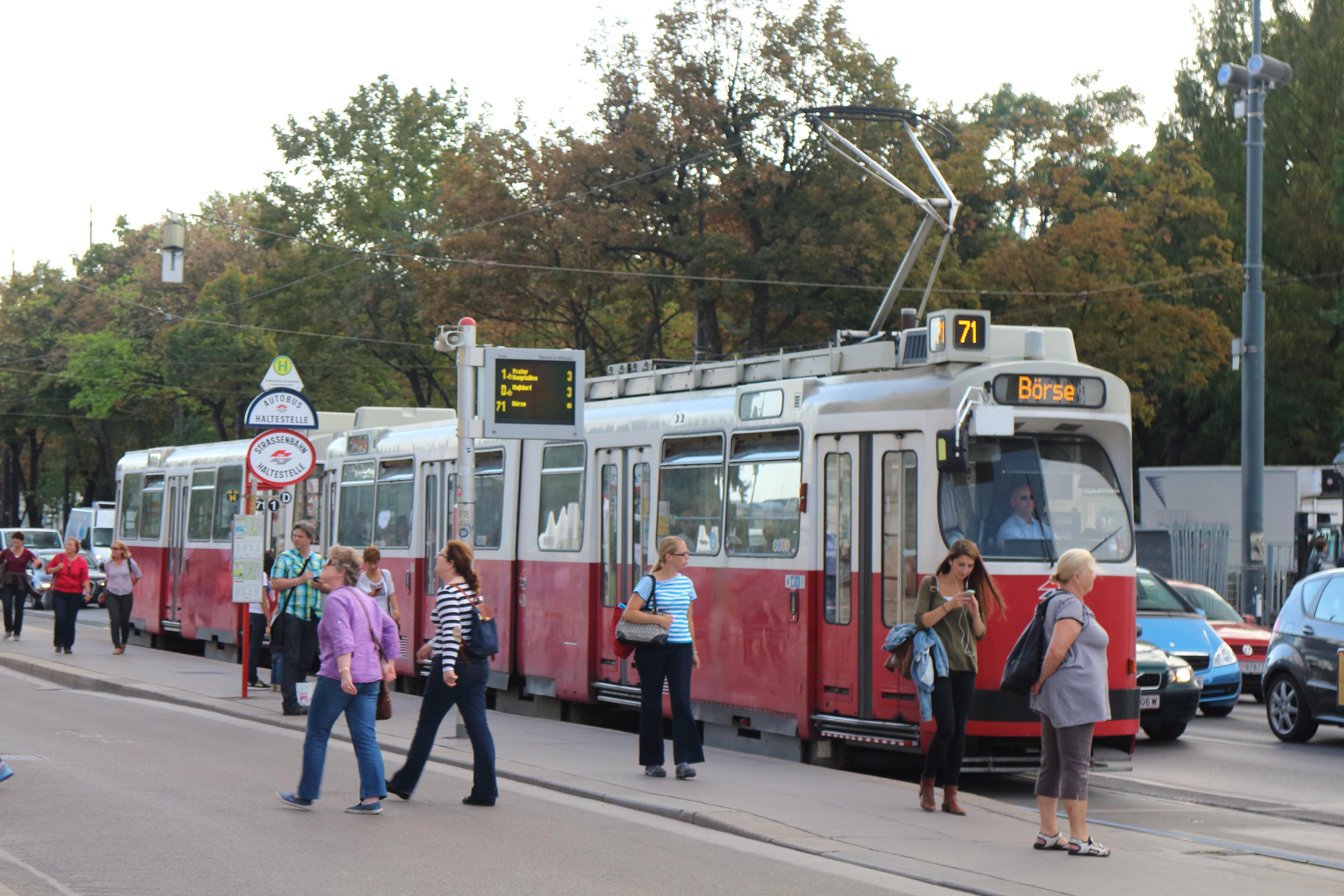ちょびっと。ウィーンの路面電車コレクション