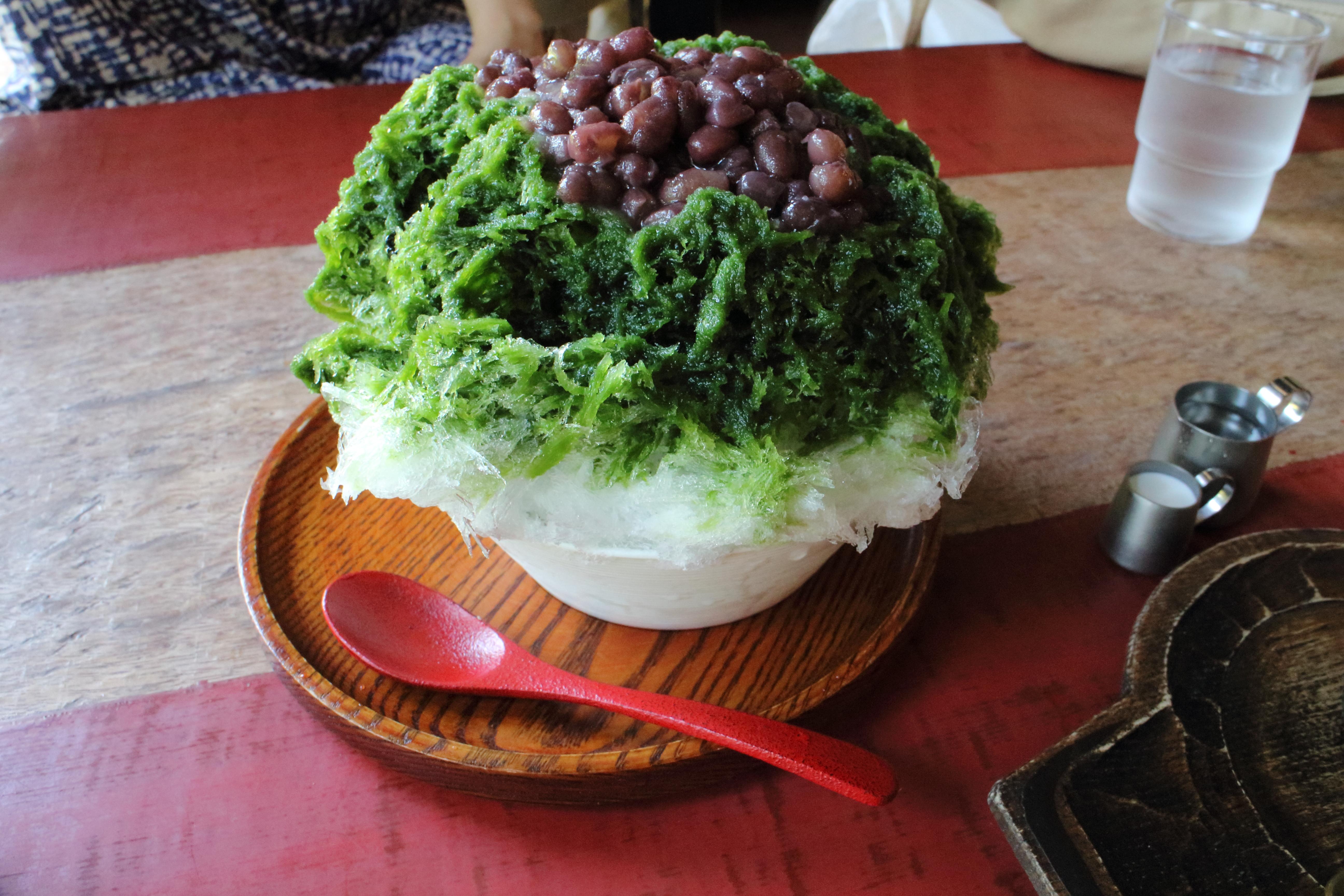 東京から日帰り☆秩父ポピーまつり&ハナビシソウ園へ!でっかいかき氷と秩父の郷土料理も食べてきたよ