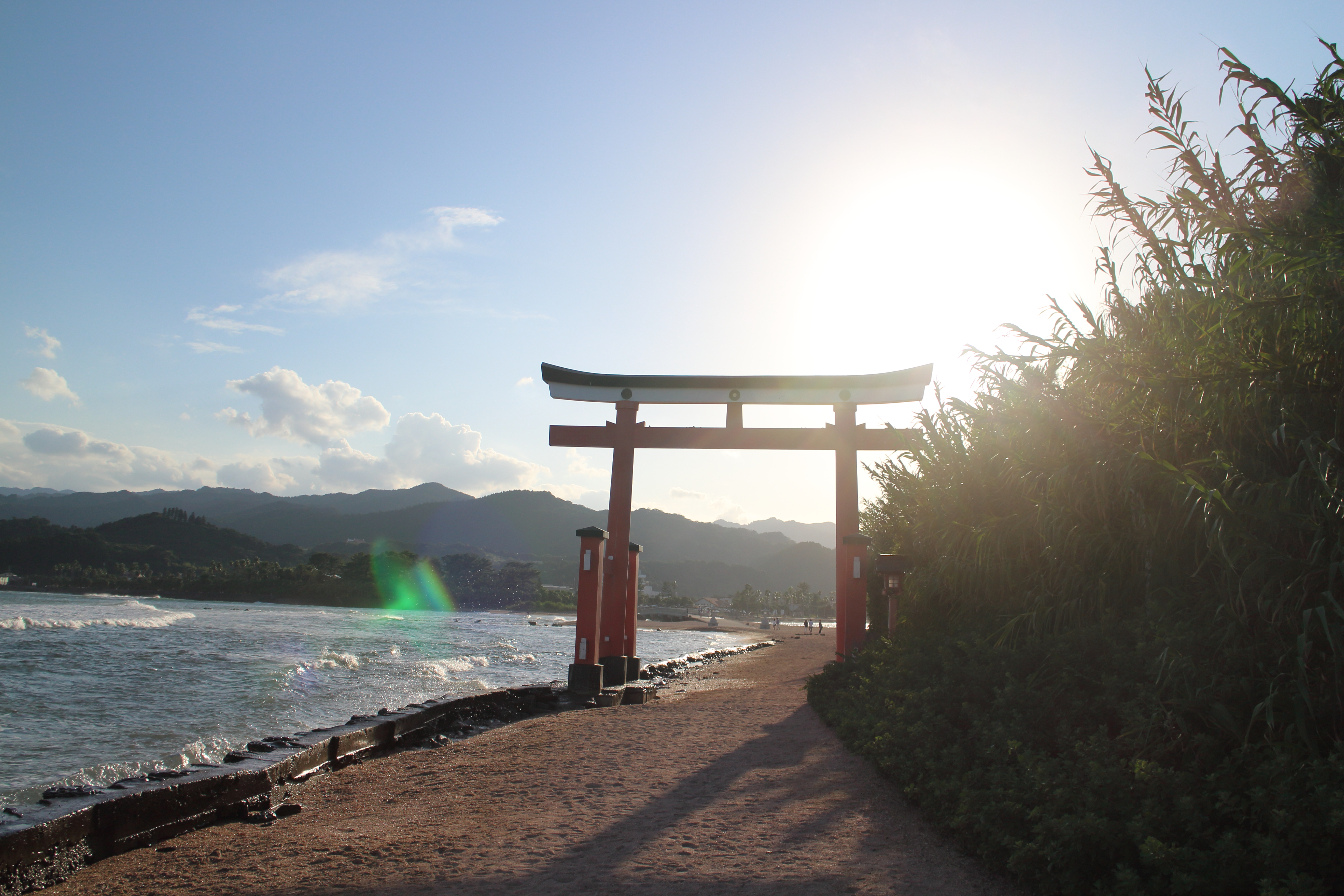 【宮崎】南国ムードたっぷりな青島に行ってきたよ☆神社と絶景とグルメも!