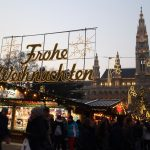 ウィーンのクリスマスマーケットとイルミネーション