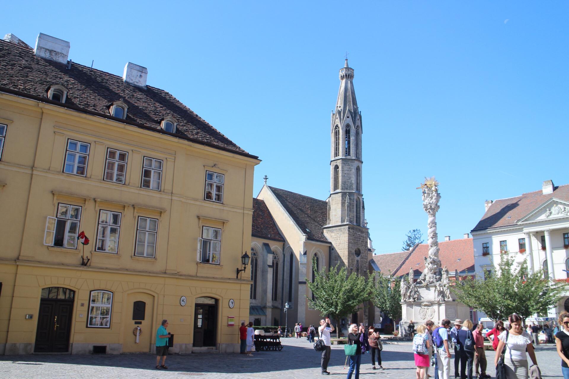 ウィーンから約1時間!ショプロンでちょこっとハンガリーを体験