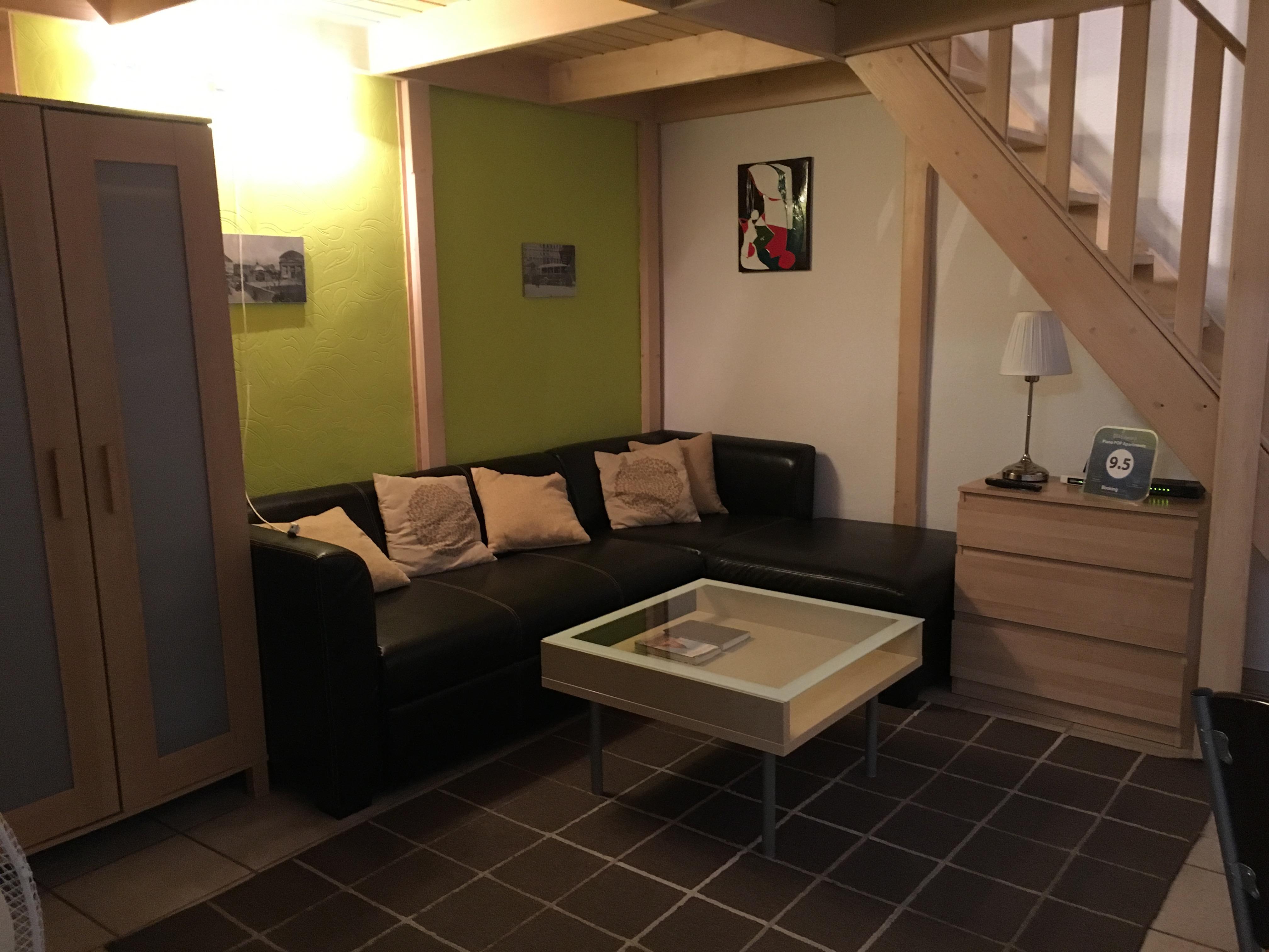 ブダペストで人気のアパート、ピアノポップアパートメンツに滞在してみました。