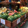 ブダペスト中央市場まで歩いたらウィンドウショッピングが楽しかった