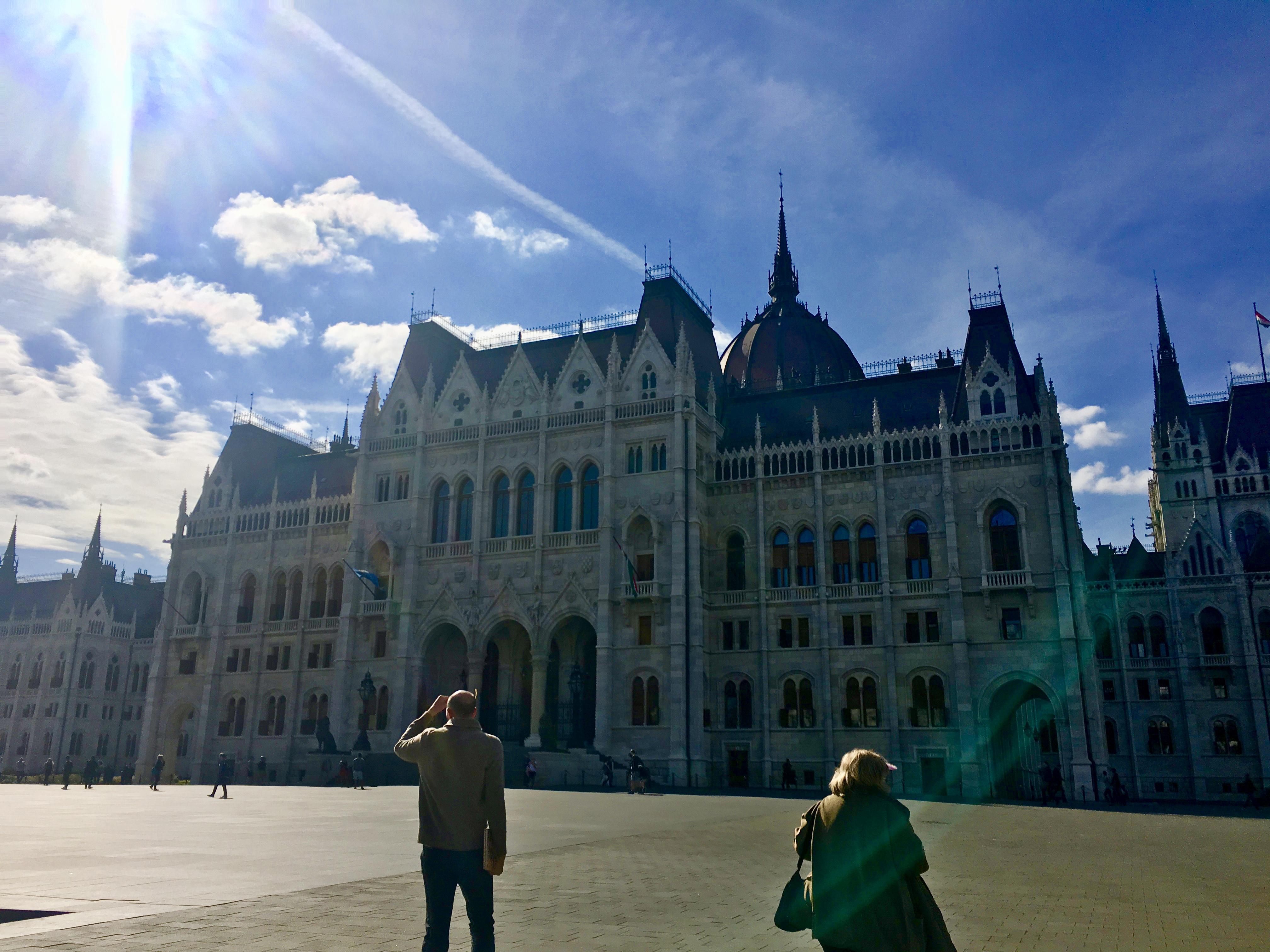 ブダペスト滞在☆ちょこっとお散歩したりモールでショッピングしたりな日