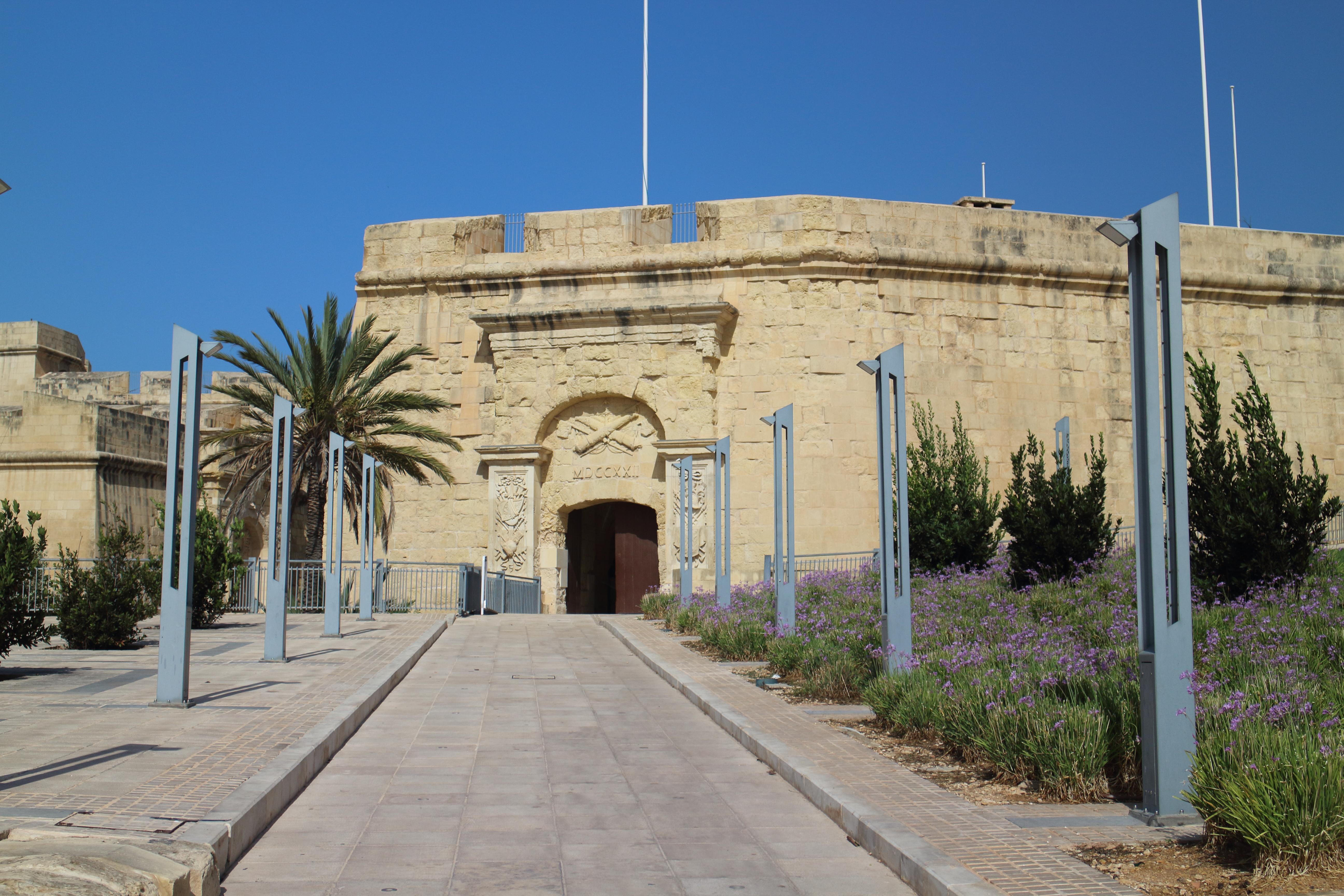 【マルタ】WW2に特化した博物館 Malta at War Museum を訪れました。