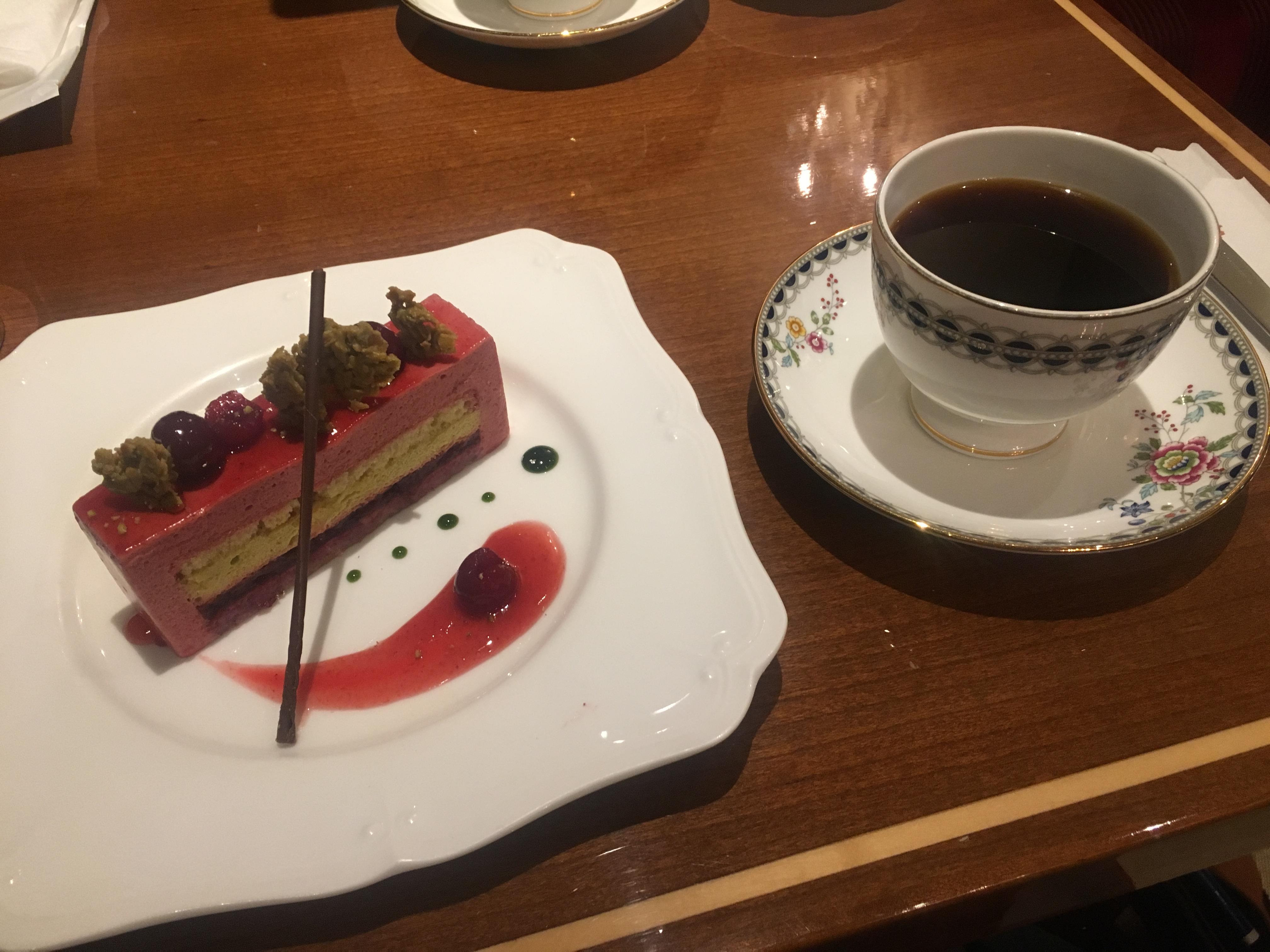 カフェ⭐︎食後にちょっとゆっくりしたい!という時に行くお店4選@新宿